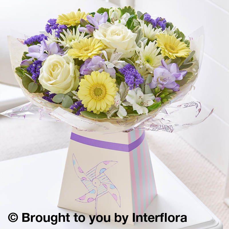 9bdfabd538 Baby Boy Gift Box - Dooleys Flowers